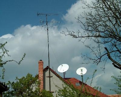 Földi-antenna-rendszer